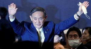 suga-Japan PM