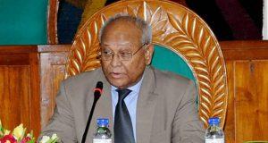 Ex speaker Sowkat Ali