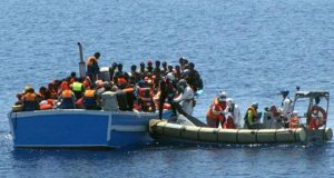 immigration boat